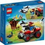LEGO City 60300 Tierrettungs Quad 6