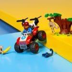 LEGO City 60300 Tierrettungs Quad 9