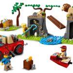 LEGO City 60301 Tierrettungs Geländewagen 3