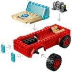 LEGO City 60301 Tierrettungs Geländewagen 8