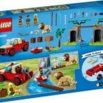 LEGO City 60301 Tierrettungs Geländewagen 9
