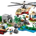 LEGO City 60302 Tierrettungseinsatz 3