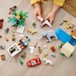 LEGO City 60307 Tierrettungscamp 10