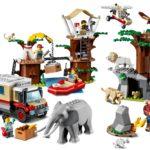 LEGO City 60307 Tierrettungscamp 3