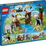 LEGO City 60307 Tierrettungscamp 9
