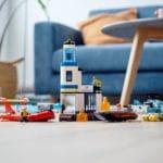LEGO City 60308 Polizei Und Feuerwehr Im Küsteneinsatz 11