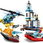 LEGO City 60308 Polizei Und Feuerwehr Im Küsteneinsatz 3