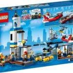 LEGO City 60308 Polizei Und Feuerwehr Im Küsteneinsatz 8