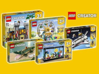 LEGO Creator 2021 Neuheiten Sommer