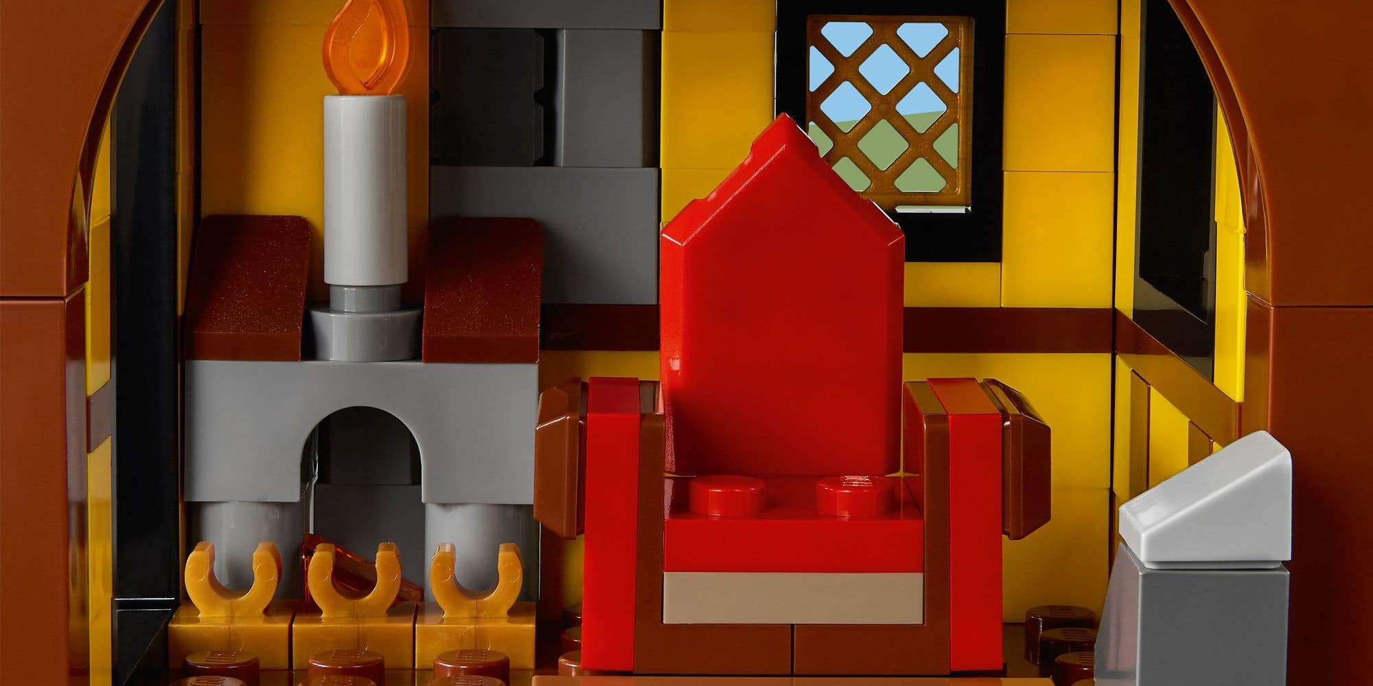 LEGO Creator 31120 Mittelalterliche Burg Details 6