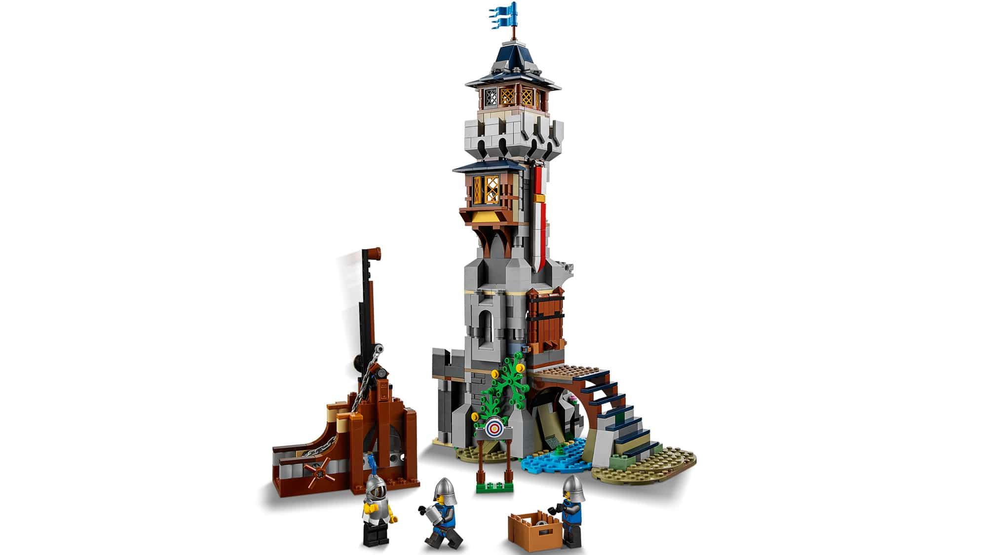 LEGO Creator 31120 Mittelalterliche Burg 17