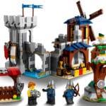 LEGO Creator 31120 Mittelalterliche Burg 18