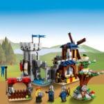 LEGO Creator 31120 Mittelalterliche Burg 19