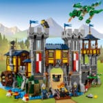 LEGO Creator 31120 Mittelalterliche Burg 25
