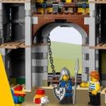 LEGO Creator 31120 Mittelalterliche Burg 49