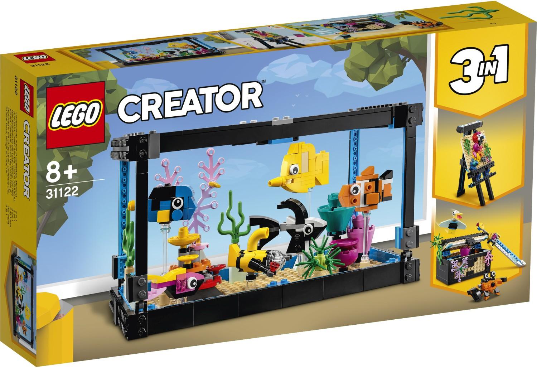 LEGO Creator 31122 Aquarium 1