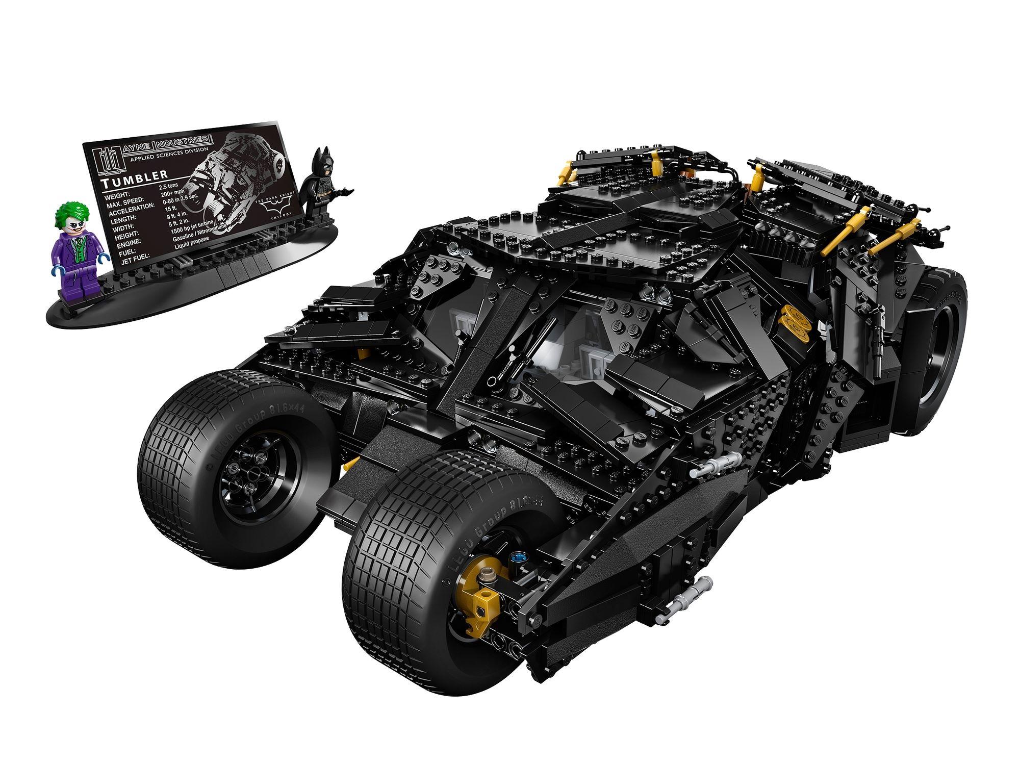 LEGO Dc Super Heroes 76023 The Tumbler 1