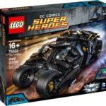 LEGO Dc Super Heroes 76023 The Tumbler 2
