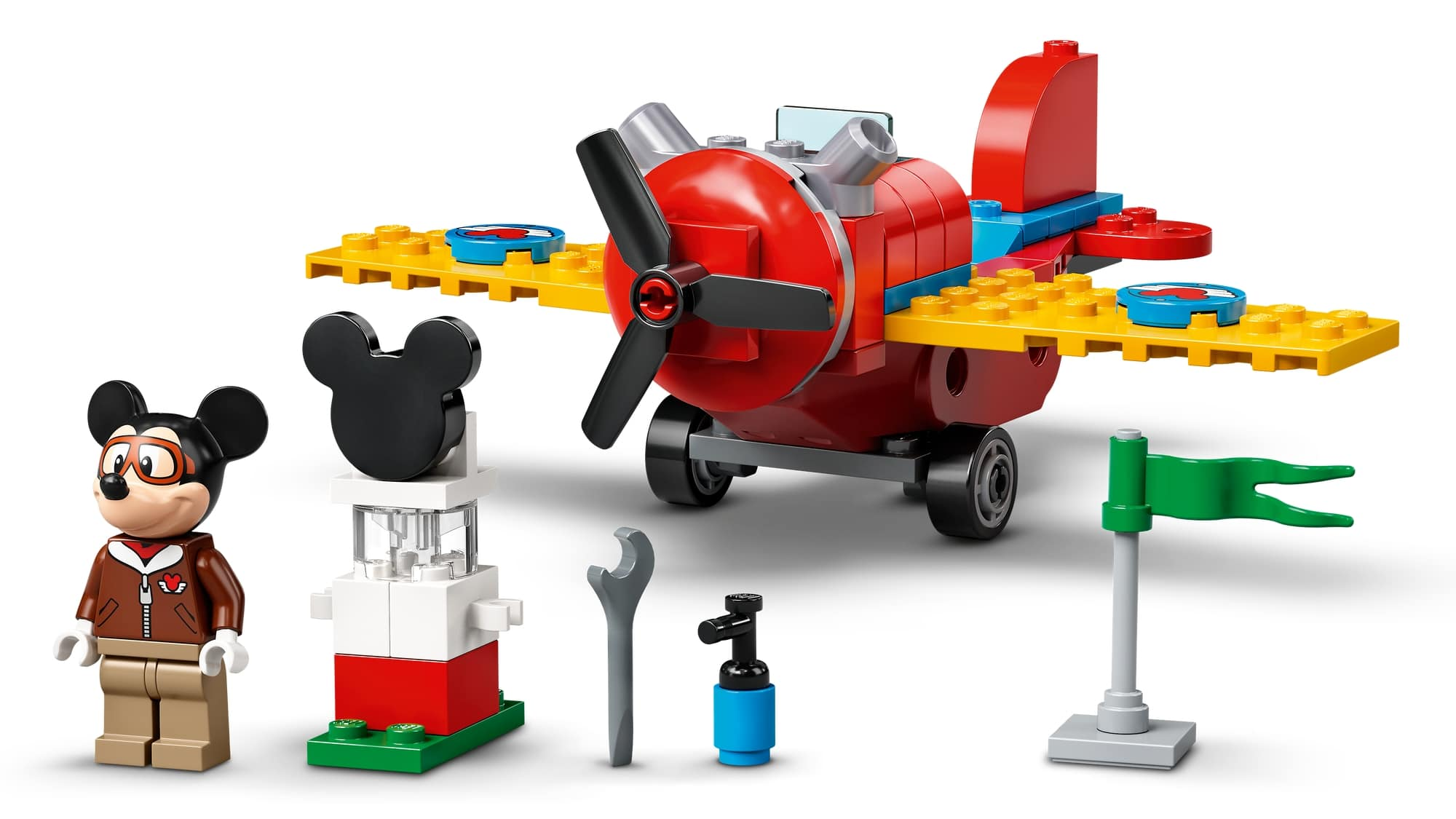 LEGO Disney 10772 Mickys Propellerflugzeug 4