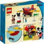 LEGO Disney 10772 Mickys Propellerflugzeug 7