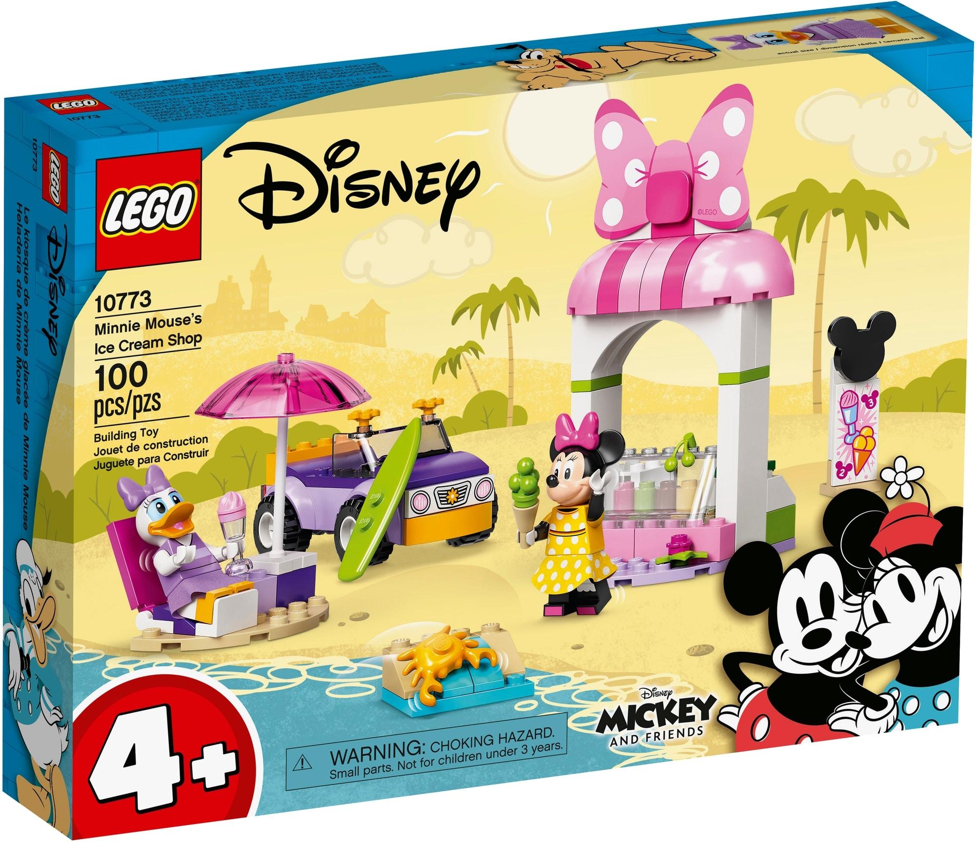 LEGO Disney 10773 Minnies Eisdiele 2