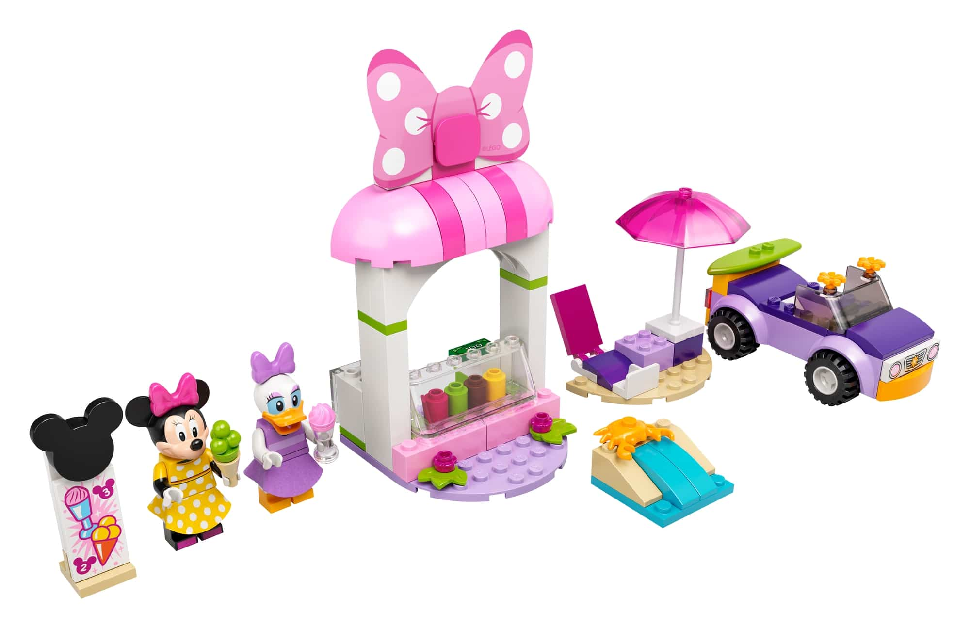 LEGO Disney 10773 Minnies Eisdiele 3