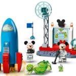 LEGO Disney 10774 Mickys Und Minnies Weltraumrakete 1
