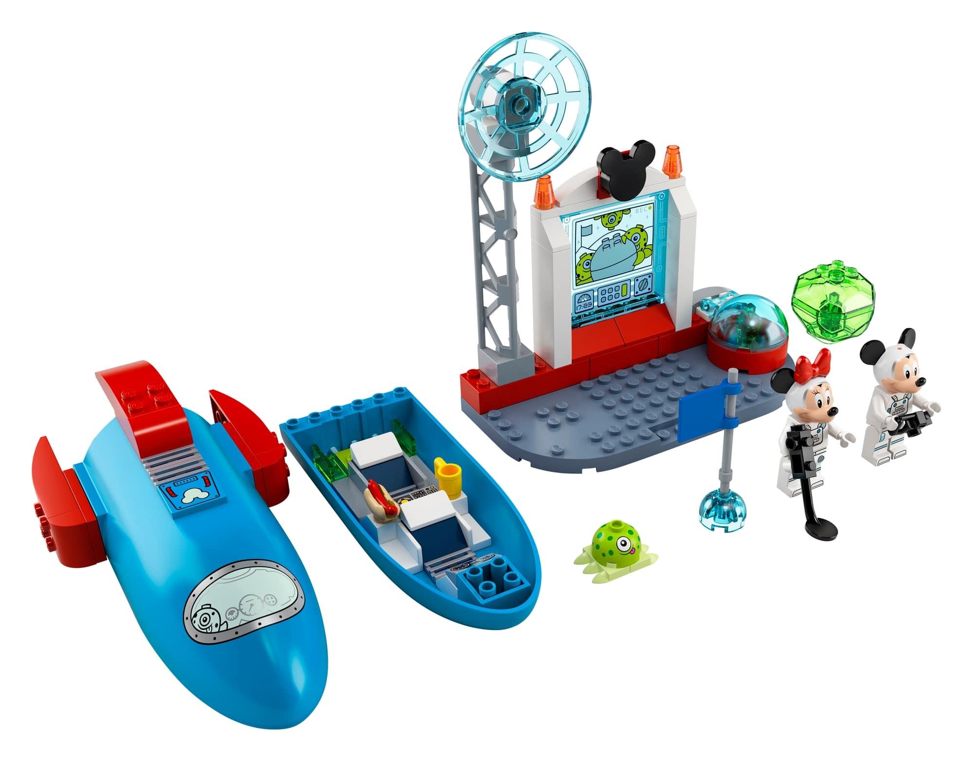 LEGO Disney 10774 Mickys Und Minnies Weltraumrakete 3