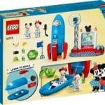 LEGO Disney 10774 Mickys Und Minnies Weltraumrakete 8