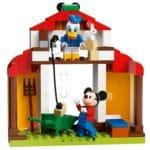LEGO Disney 10775 Mickys Und Donald Duck's Farm 6