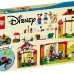 LEGO Disney 10775 Mickys Und Donald Duck's Farm 8