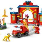 LEGO Disney 10776 Mickys Feuerwehrstation Und Feuerwehrauto 1