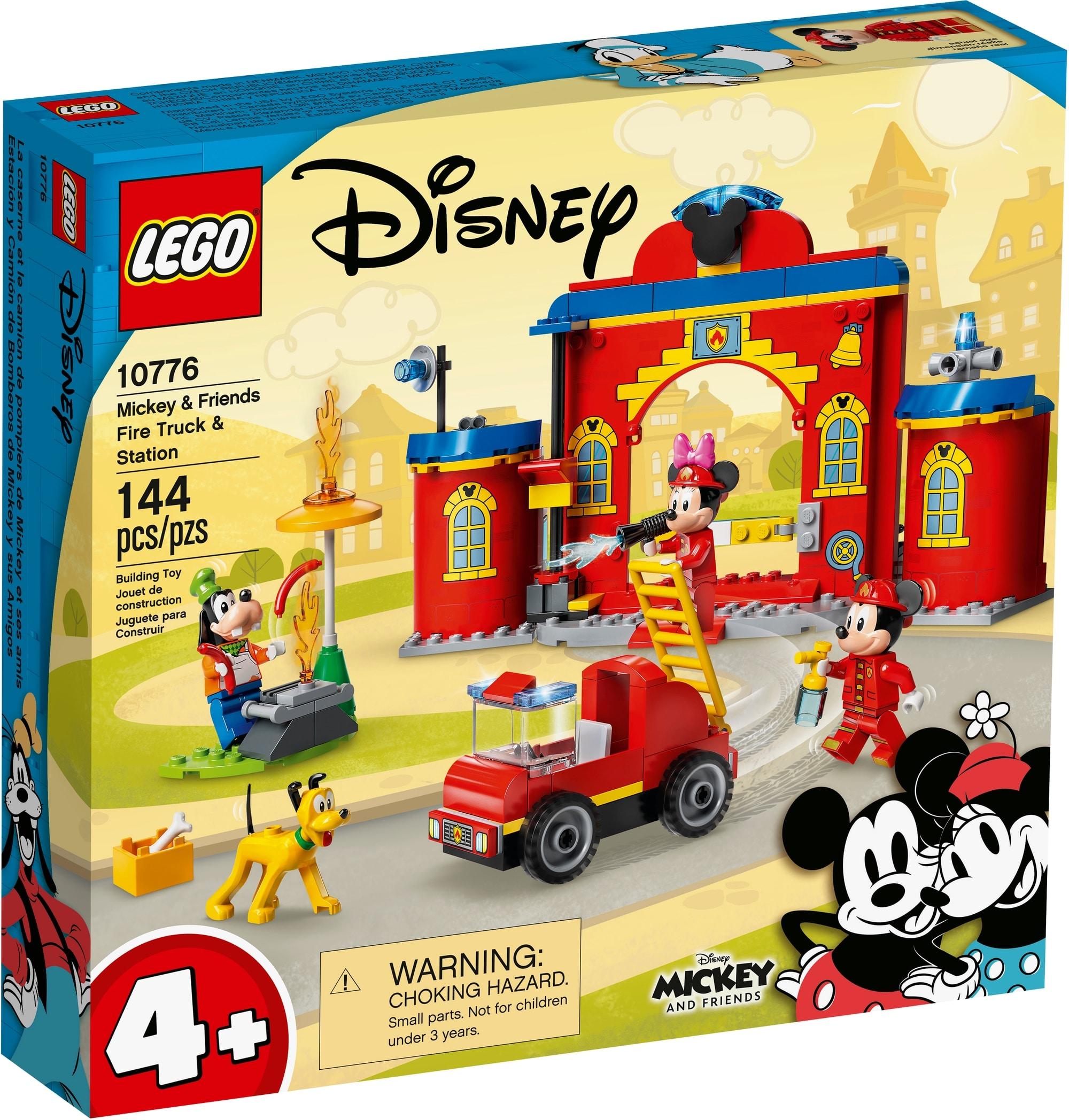 LEGO Disney 10776 Mickys Feuerwehrstation Und Feuerwehrauto 2