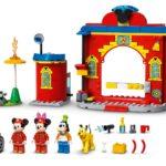 LEGO Disney 10776 Mickys Feuerwehrstation Und Feuerwehrauto 4