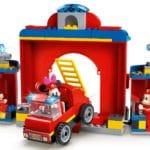 LEGO Disney 10776 Mickys Feuerwehrstation Und Feuerwehrauto 5