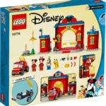 LEGO Disney 10776 Mickys Feuerwehrstation Und Feuerwehrauto 7