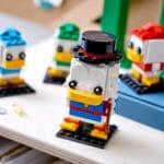 LEGO Disney 40477 Dagobert Duck, Tick, Trick & Track 5