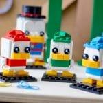 LEGO Disney 40477 Dagobert Duck, Tick, Trick & Track 6