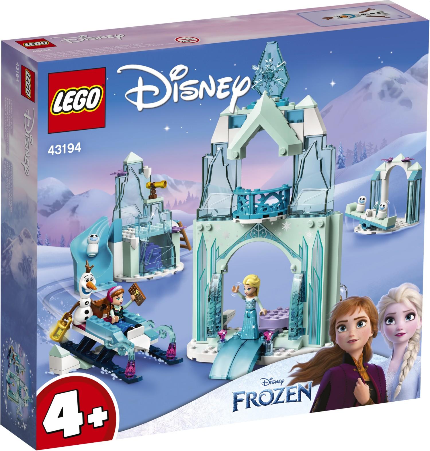 LEGO Disney 43194 Annas Und Elsas Wintermärchen 1