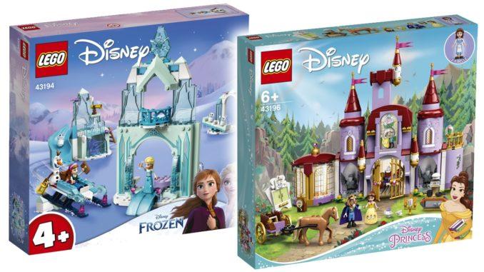 LEGO Disney Princess Juni Titel
