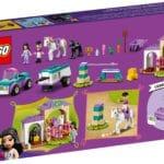 LEGO Friends 41441 Trainingskoppel Und Pferdeanhänger 13