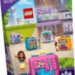 LEGO Friends 41667 Olivias Spiele Würfel 2