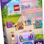 LEGO Friends 41670 Stephanies Ballett Würfel 2