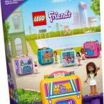 LEGO Friends 41671 Andreas Schwimmstar Würfel 2