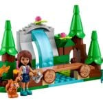 LEGO Friends 41677 Wasserfall Im Wald 1