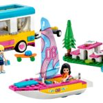 LEGO Friends 41681 Wohnmobil Und Segelbootausflug 1