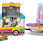 LEGO Friends 41681 Wohnmobil Und Segelbootausflug 8