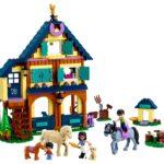 LEGO Friends 41683 Reiterhof Im Wald 1
