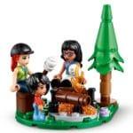 LEGO Friends 41683 Reiterhof Im Wald 10