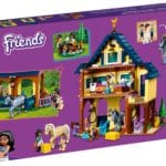 LEGO Friends 41683 Reiterhof Im Wald 14